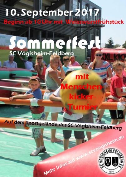 Sommerfest 2017 – Rückblick